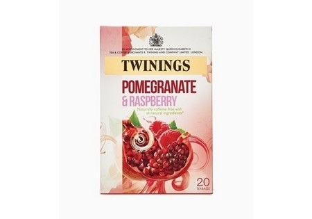 Twinings Tea Infusion Pomegranate and Raspberry 20s