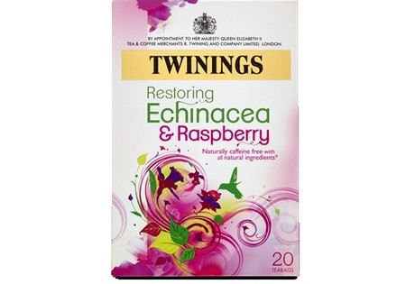 Twinings Tea Infusion Raspberry and Echinacea 20s