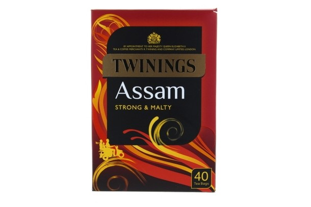 Twinings Black Tea  Assam Tea Bags 40S