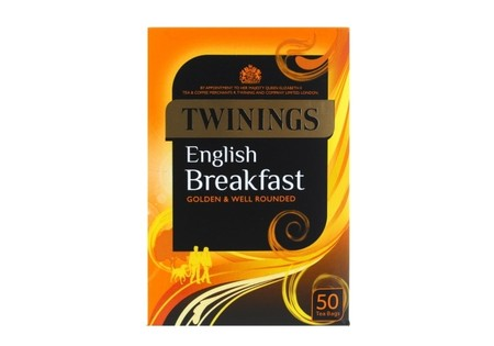Twinings Black Tea English Breakfast 50s