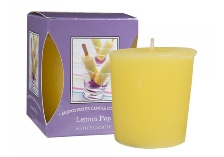 Bridgewater Geurkaarsje Lemon Pop