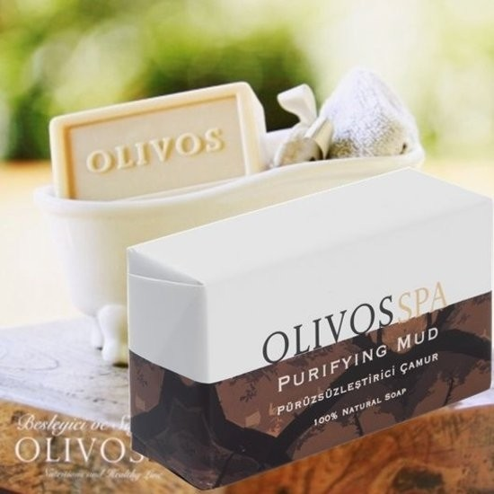 Olivos  Spa Purfing  Mud Soap