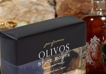 Olivos  Perfumes Soap  Spice Route