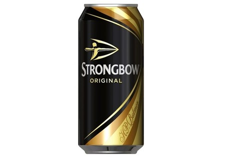 Strongbow  Original Cider 44o ml 5% Alcohol