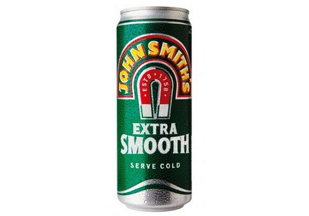 John Smiths Extra Smooth 440ml 3.6% Alcohol