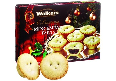 Walkers Luxury Mincemeat Tarts 372G