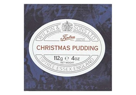 Tiptree Christmas pudding 100g